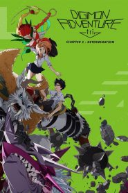 Digimon Adventure Tri. – Chapter 2: Determination (2016)